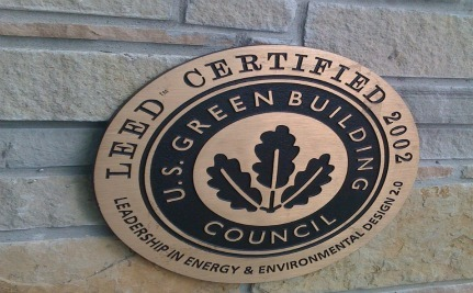 Top 10 U.S. States For LEED-Certified Buildings