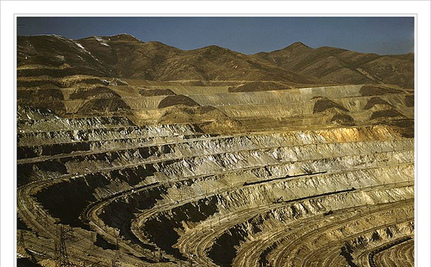 Largest Open Pit Copper Mine in the World Pollutes Utah