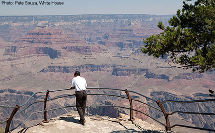 A Grand Gesture: Ban on New Uranium Mining Around Grand Canyon