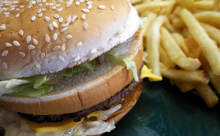Should You Be Worried About McDonald�s Giving You Cancer?