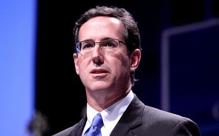 Santorum To Rape Survivors: Make The Best Of It By Having That Baby