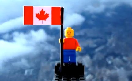 High School Students Send Lego Man Into Space (VIDEO)