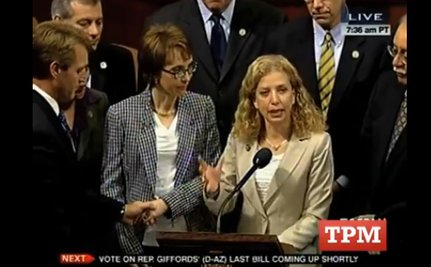A Farewell To Giffords [VIDEOS]