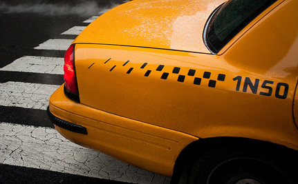 Finding a Wheelchair-Accessible Taxi in the Big Apple