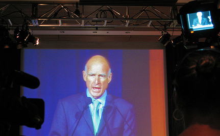The Two Environmental Faces of California Governor Jerry Brown