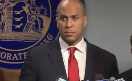 Newark Mayor Blasts Christie Over Gay Marriage Vote (VIDEO)