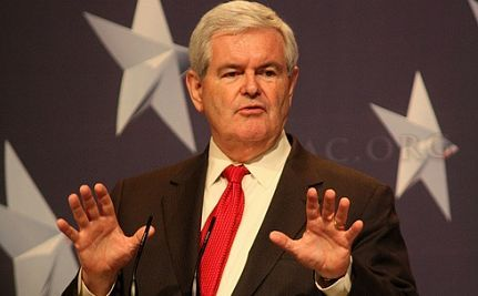 Morning Mix: Newt's Guy Says Dems Abort Black Babies, Mitt Gets Glitterbombed