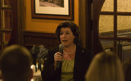 Breaking: Karen Handel Resigns From Komen