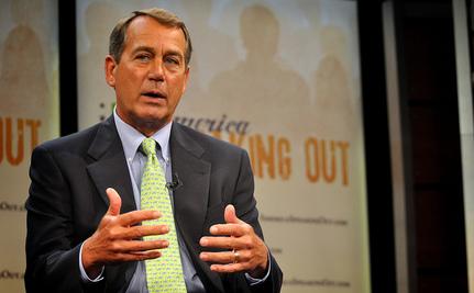 Indoor Tanning Industry Backs Boehner