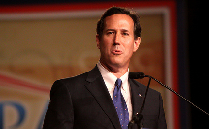 Santorum Invents New Front In Fake War On Religion: Obama Wants Female Catholic Priests