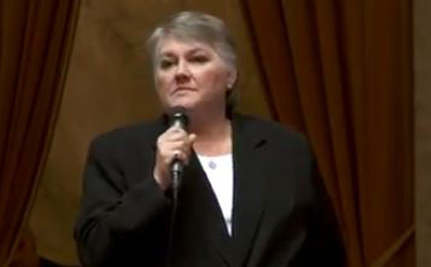 Republican Maureen Walsh Speaks Out (Video)