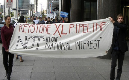 Urgent! Action Needed To Stop Keystone XL Pipeline