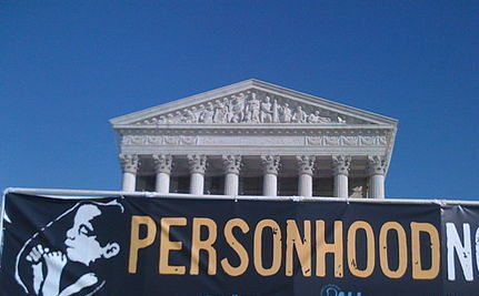 Virginia Pushes Personhood