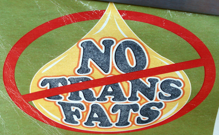 Labeling the Hero in Trans-Fat Battle