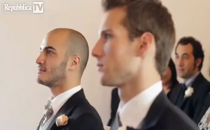 'I'll Marry You' Italy's Pro-Gay Marriage Campaign