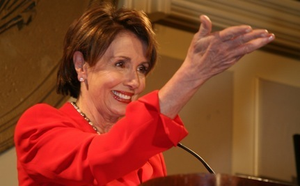 Pelosi Backs Including Marriage Equality in Party Platform