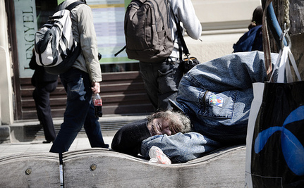 Homeless In Hungary? You're a Criminal, Says New Law (video)