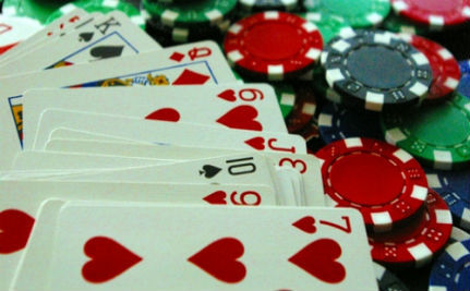 Professional Male Poker Player Comes Out