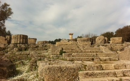 Over 60 Ancient Artifacts Stolen From Olympia in Greece
