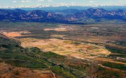 Former Colorado Nuclear Weapons Plant Just As Contaminated 40 Years Later