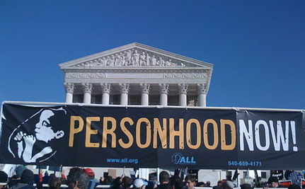 Virginia Shelves Personhood