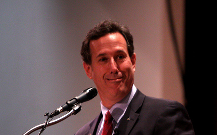 Rick Santorum Says the Darndest Things