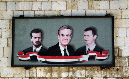 "A ""Farce"" of a Referendum Held in Syria As Violence Continues"