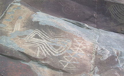 Oldest Rock Art in the Americas Found in Brazil
