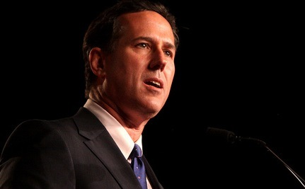 Separation of Church and State Makes Santorum Throw Up