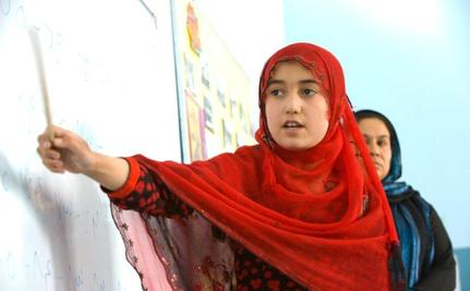 Opening a New Era for the Women of Afghanistan