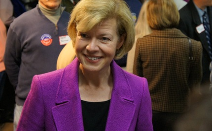 Rep. Baldwin Pushes GOP On Fair Pay Law Repeal