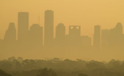 Houston Slammed For Clean Air Violations