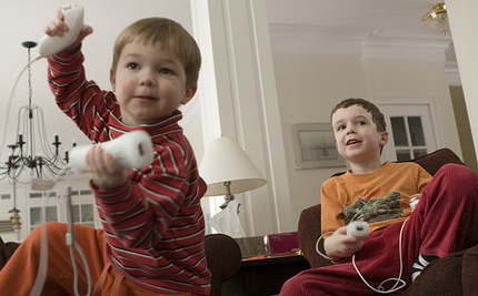 """Active"" Video Games Don't Make Kids More Active"