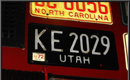 Utah Afraid License Plates Honoring Martin Luther King May Support Abortion