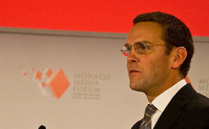 James Murdoch Out At News International
