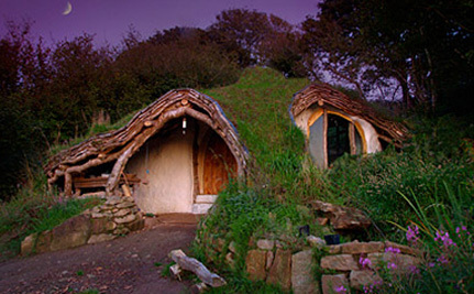 A Woodland Home That Isn't Just For Hobbits