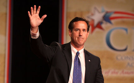 Morning Mix: Santorum Has A Delegate Problem