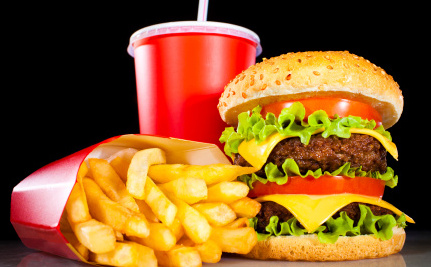 5 More Shocking Reasons To Avoid Fast Food [Infographic]