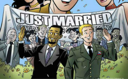 Gay Marriage Archie Comic Sells Out Despite Attacks