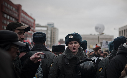 Putin Reelected (Again): Will Russians Still Be Able to Protest?