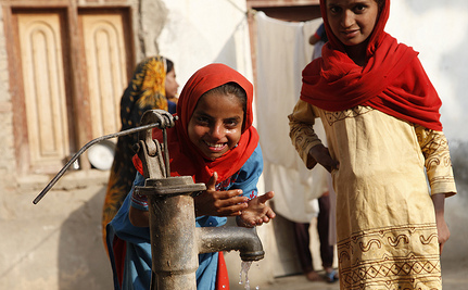 U.N. Reaches Safe Drinking Water Goal Ahead Of Time