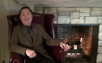 A Fireside Chat with George Takei