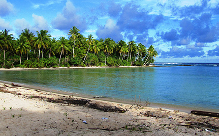 Nation of Kiribati Relocating Due to Rising Sea Levels