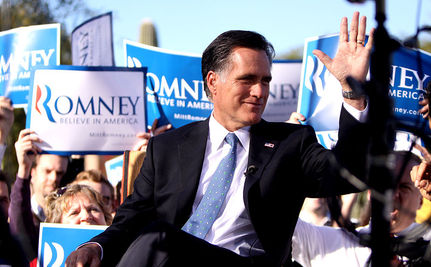 Romney: Can't Afford College? Not His Problem