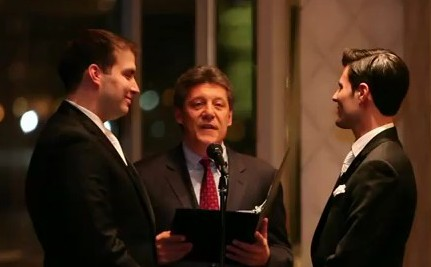 Heart Warming: Ron and Anthony's Wedding (VIDEO)