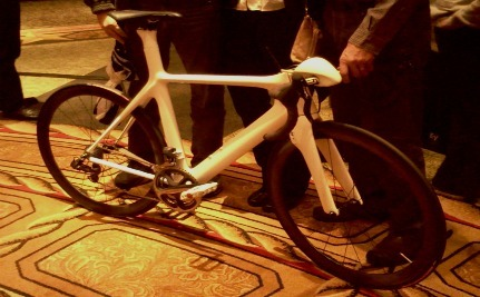 Spotted at SxSW: A Bike That Can Read Your Mind