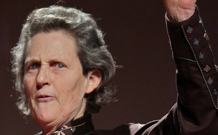 Animal Rights Activist Temple Grandin Inducted into Women's Hall of Fame