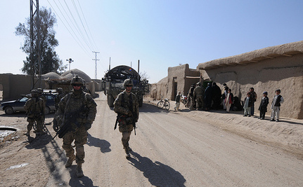 "US Soldier Said To Kill 16 in Kandahar; Afghans ""Out of Patience"""