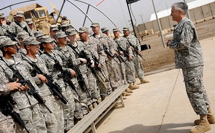 US Army Stops Advertising On Limbaugh