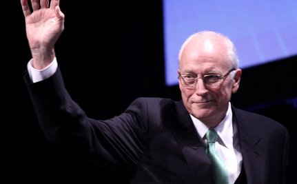 Canada's Too Scary for Dick Cheney
